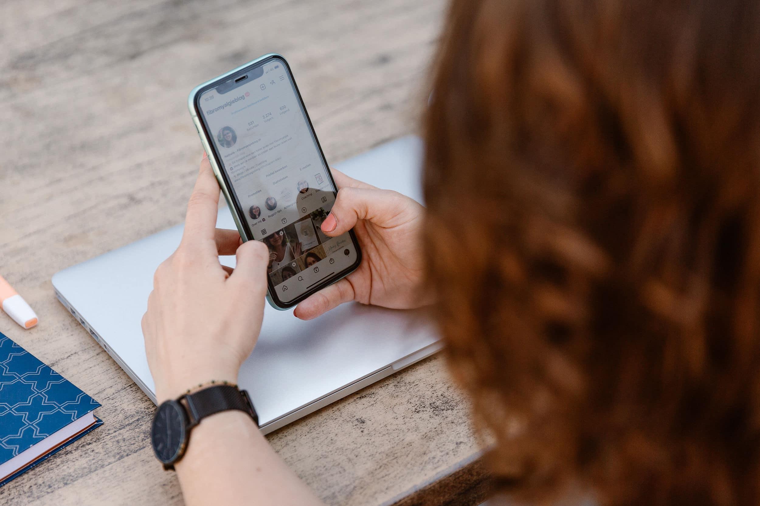 Mindful omgaan met je telefoon